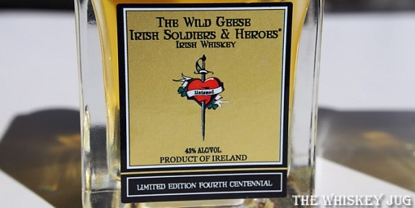 Wild Geese 4th Centennial Label