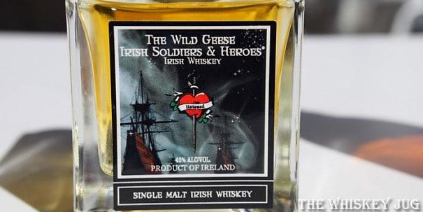 Wild Geese Single Malt Label