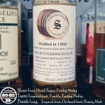 1990 Signatory Vintage Rosebank 10 years Review