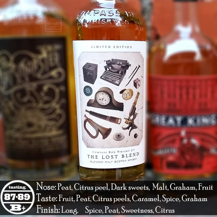 Compass Box Lost Blend Review