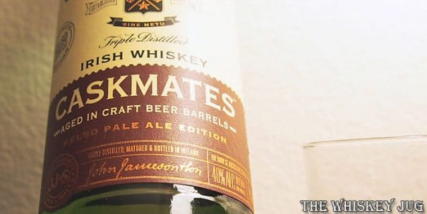 Jameson Caskmates Kelso Pale Ale Edition Label