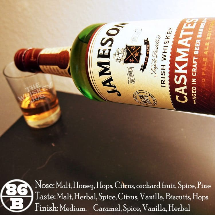 Jameson Caskmates Kelso Pale Ale Edition Review