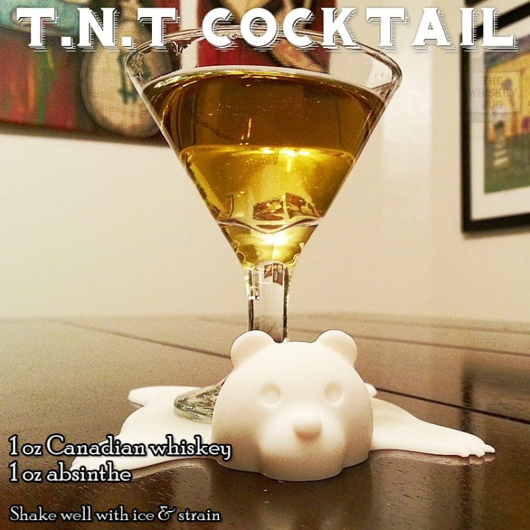 TNT Cocktail Recipe