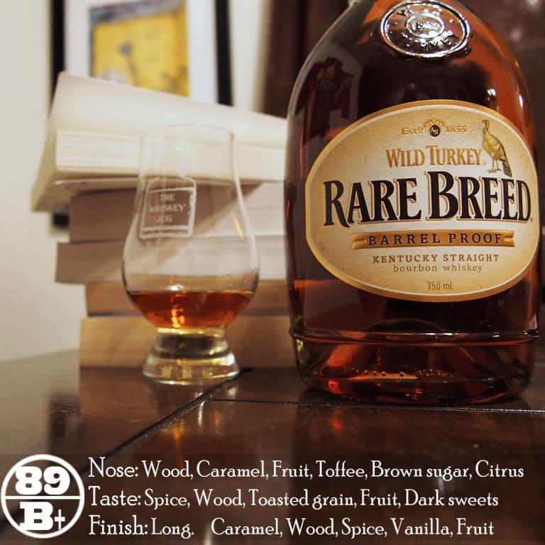 bfb7000ed56 Wild Turkey Diamond Anniversary Review · Wild Turkey Rare Breed 2015  Release Review