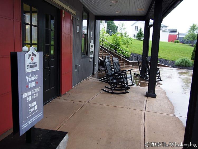 Jim Beam Distillery Tour Part1-1