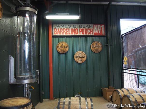 Jim Beam Distillery Tour Part1-7