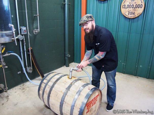Jim Beam Distillery Tour Part1-9