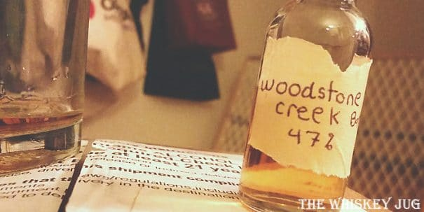 Woodstone Creek Bourbon Label