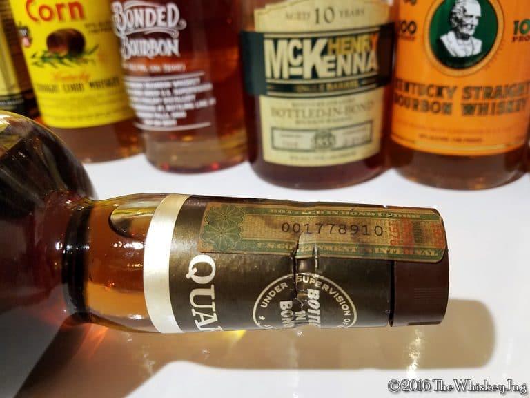 Whisky bond wedding