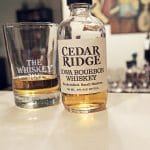 Cedar Ridge Iowa Bourbon Review
