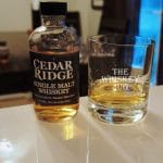 Cedar Ridge Single Malt Whiskey Review