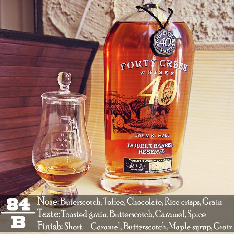 Forty Creek Double Barrel Select Review