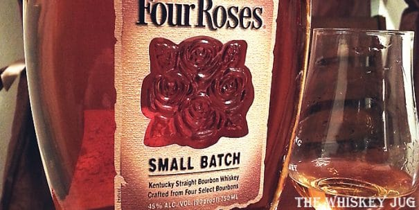 Four Roses Small Batch Label