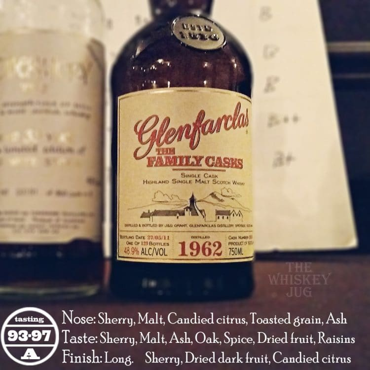 Glenfarclas Family Casks 1962 Review