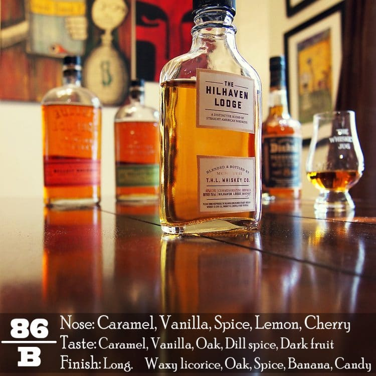 Hilhaven Lodge Whiskey Review