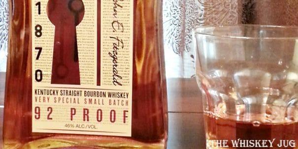 Larceny Bourbon Label
