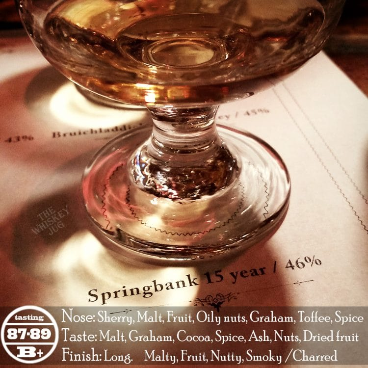 Springbank 15 Review