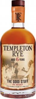 Templeton Rye 6 Years