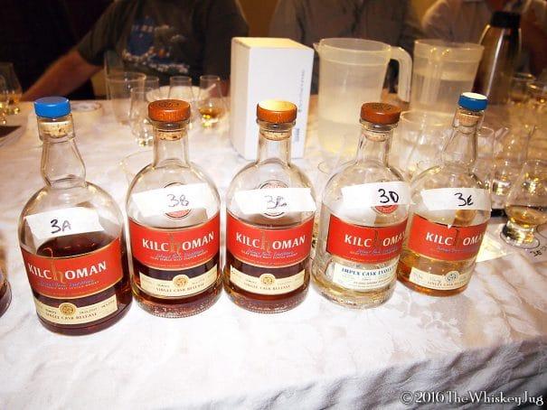 Malt Nuts Kilchoman Wine Cask Tasting 6