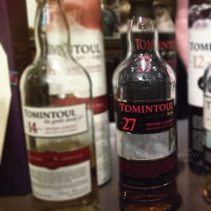 Tomintoul 27 years Review