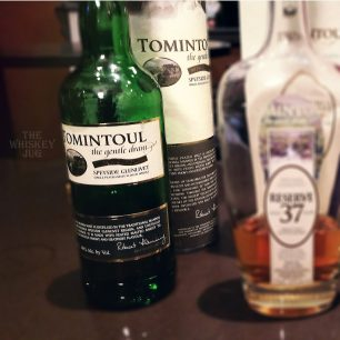 Tomintoul Peaty Tang Review