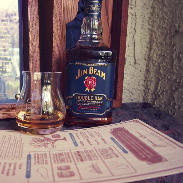 Jim Beam Double Oak Review The Whiskey Jug