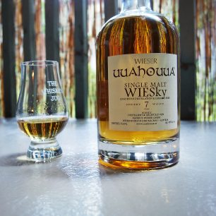 Uuahouua Sherry Wood Single Malt Review