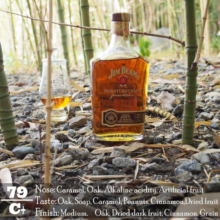 Jim Beam Six Row Barley Harvest Bourbon Review The