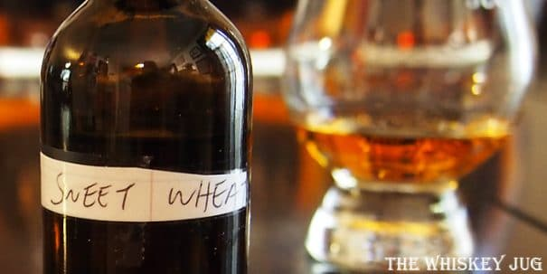 1792 Sweet Wheat Bourbon Label