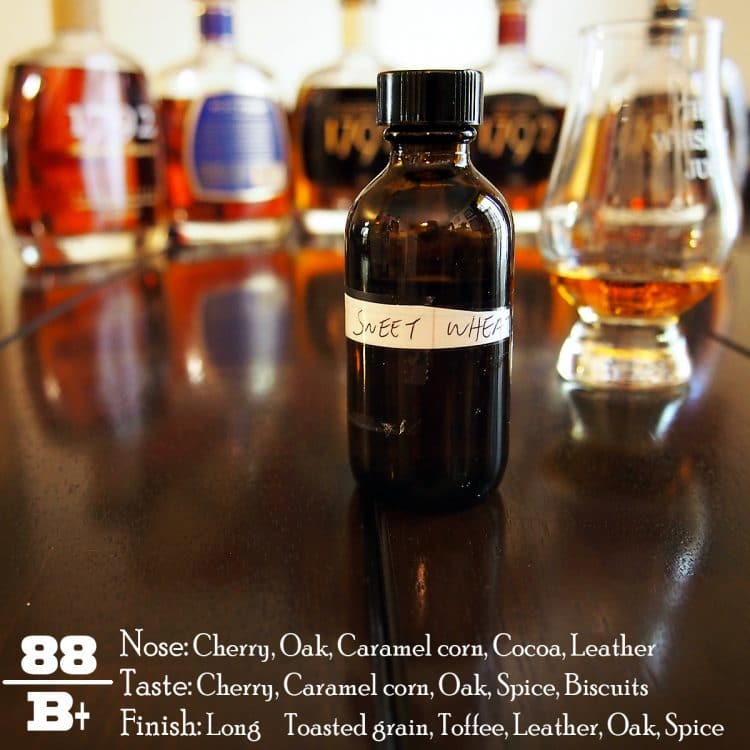 1792 Sweet Wheat Bourbon Review