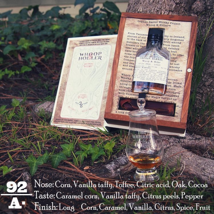 Orphan Barrel Whoop and Holler Review
