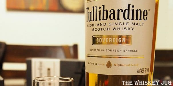 Tullibardine The Sovereign Label
