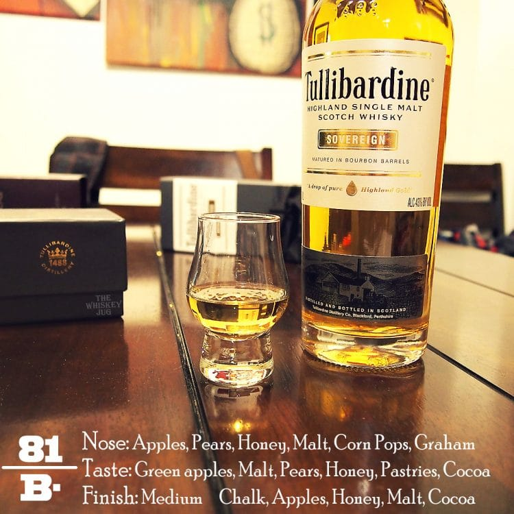 Tullibardine The Sovereign Review