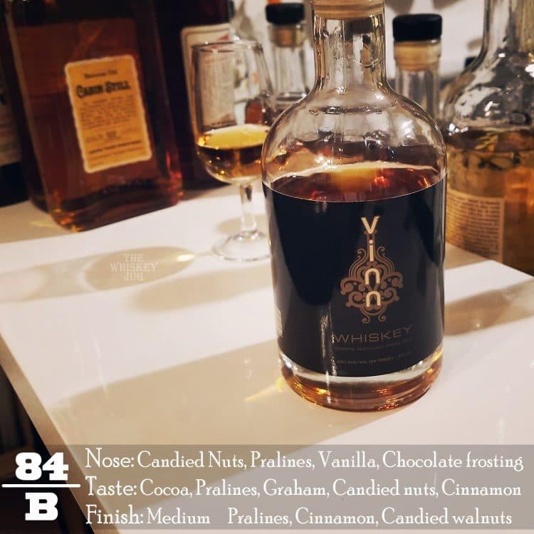Vinn Whiskey Review