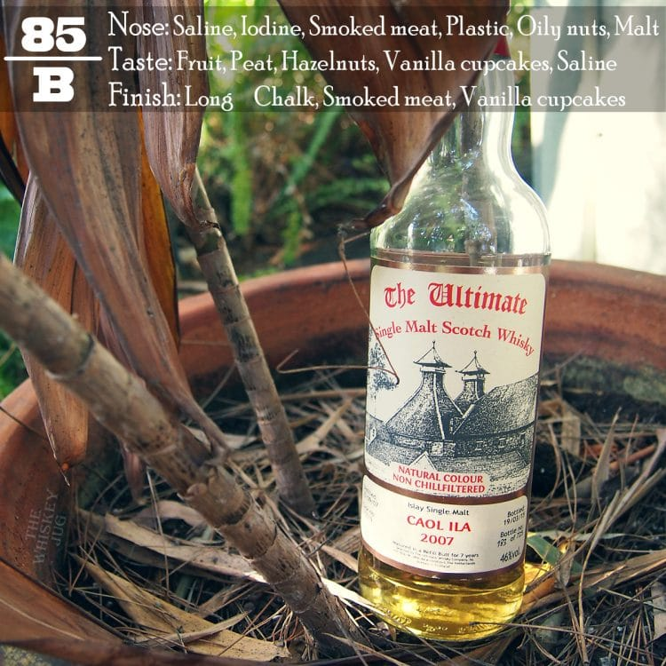 2007 The Ultimate Caol Ila 7 Years Review