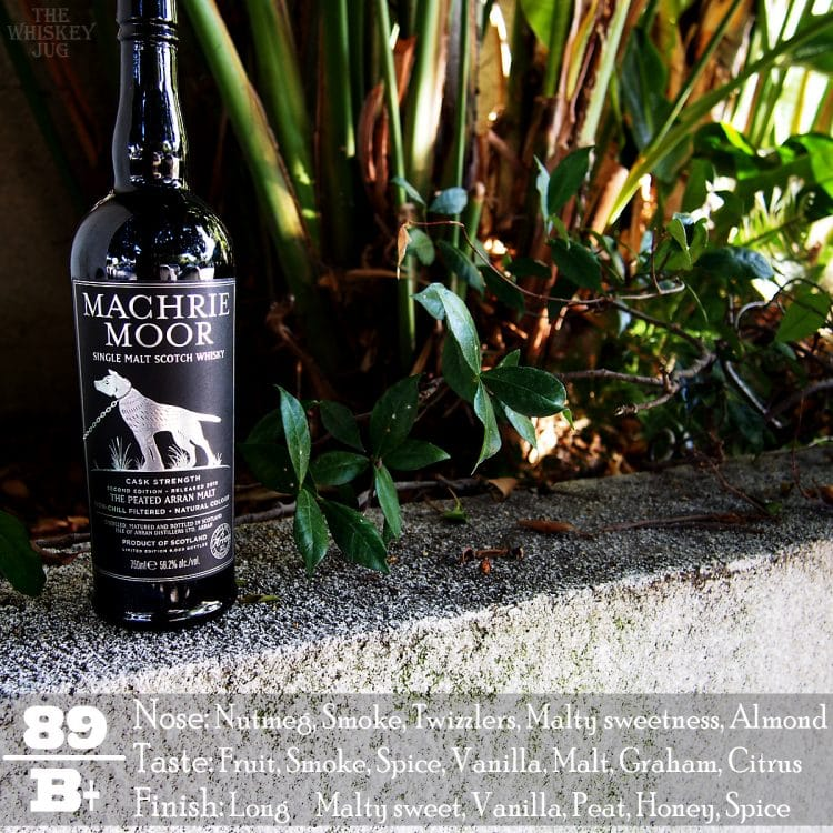 Aaran Machrie Moor Cask Strength Review
