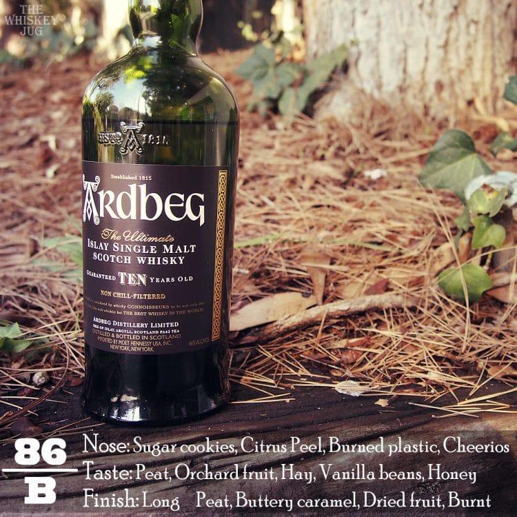 Ardbeg 10 yr 2016 Release Review