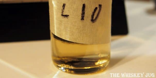 Ardbeg 10 Years L10 165 Label