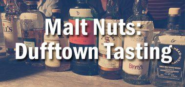 Malt Nuts - Dufftown