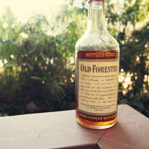 1943 Old Forester Bottled In Bond Review