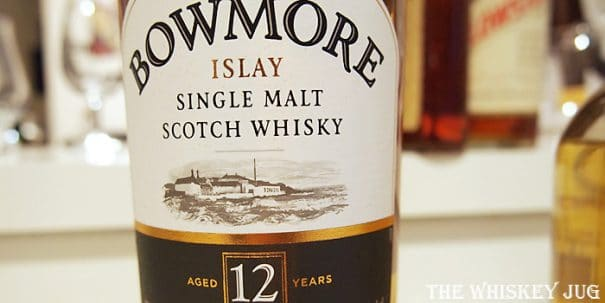Bowmore 12 Label