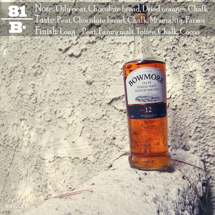 Bowmore 12 Review