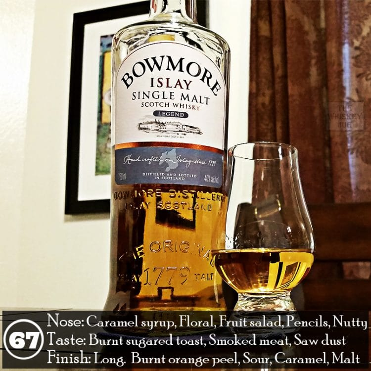 Bowmore Legend Review