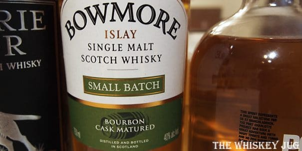 Bowmore Small Batch Label