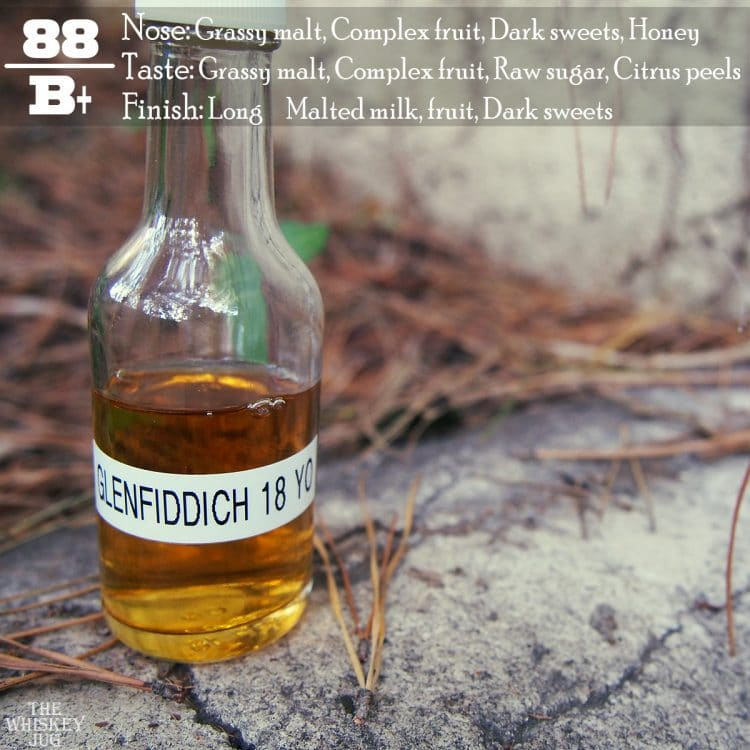 Glenfiddich 18 Review