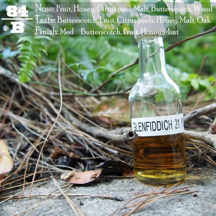 Glenfiddich 21 Review