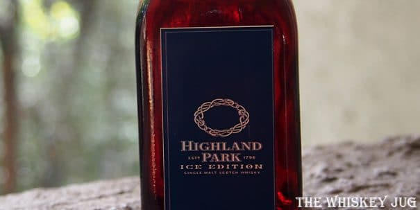 Highland Park Ice Edition Label