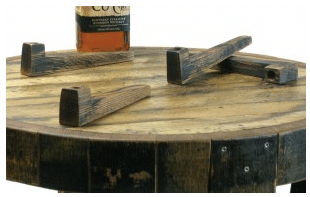 Bourbon Barrel Pipe