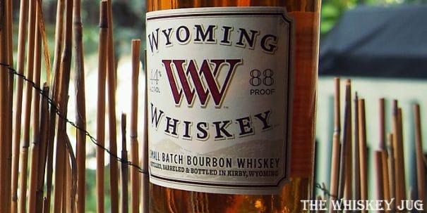 Wyoming Whiskey Batch 37 Label