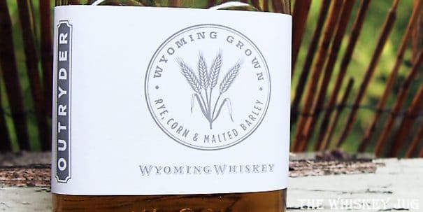Wyoming Whiskey Outryder Label